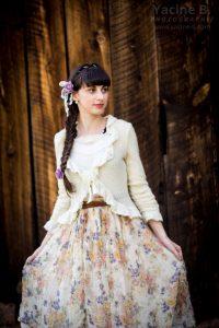 Tenue de mariage Gothic Lolita #5