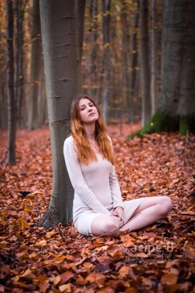 La demoiselle et la forêt - 3