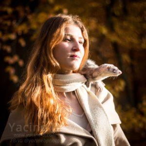 La Demoiselle et le Furet #3 - Yacine B.